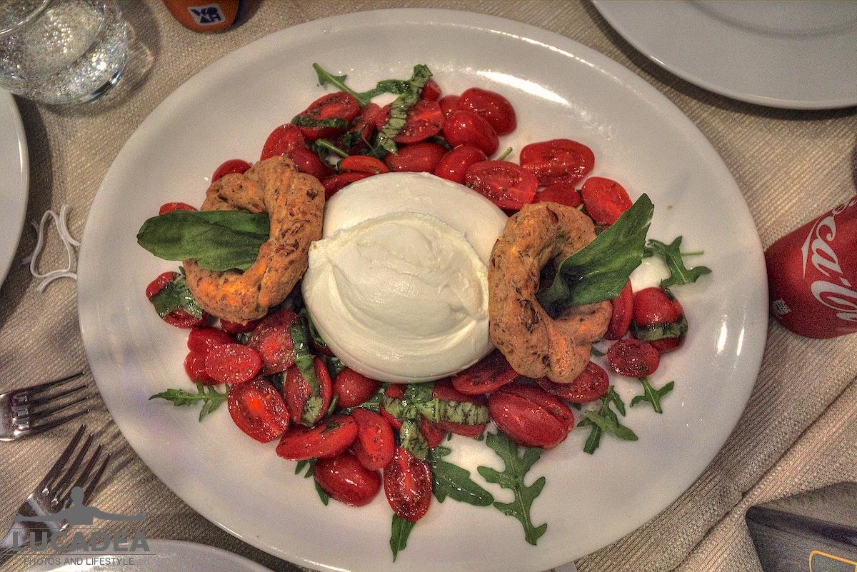 La mozzarella a Napoli