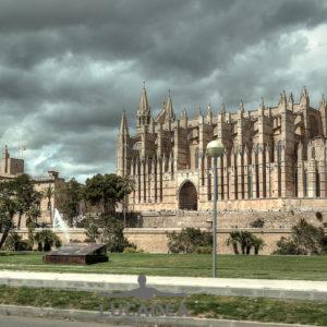 La Cattedrale di Palma