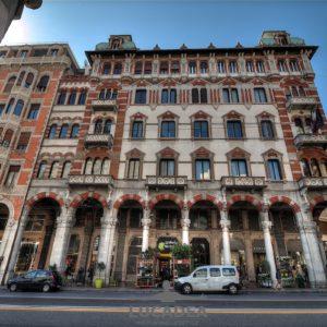 Palazzo via Venti Settembre