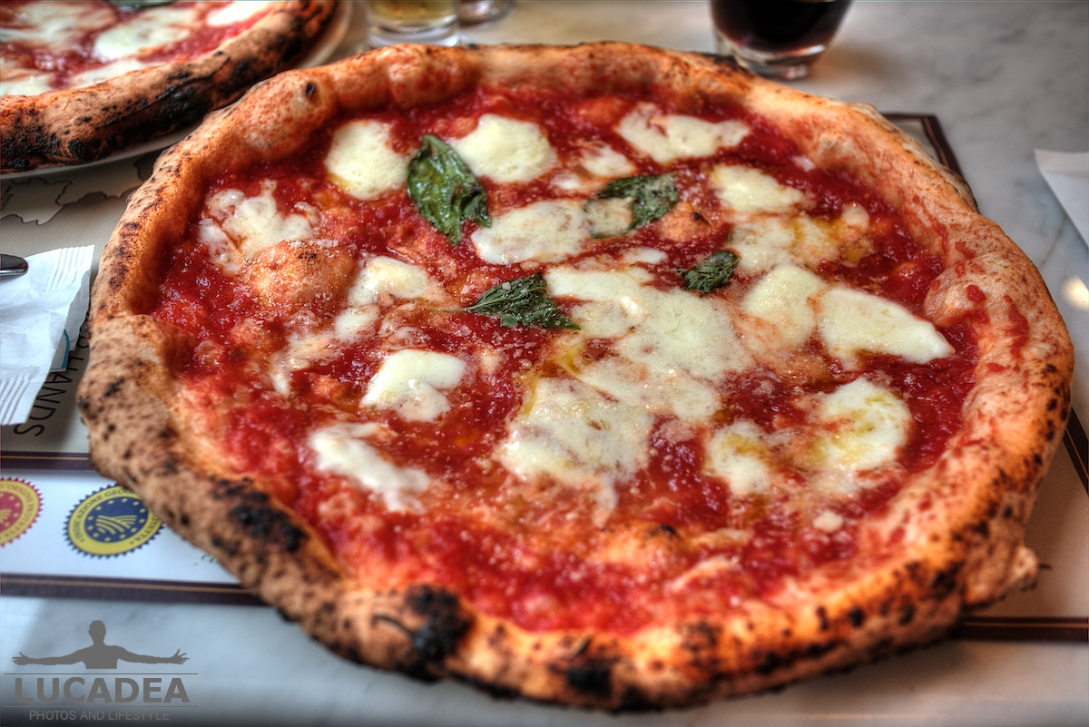 Pizza di Bellillo a Napoli