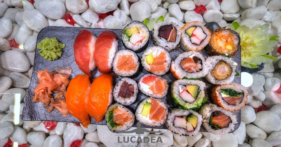 Sushi a Palma di Maiorca