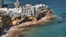 Case sul mare ad Ibiza