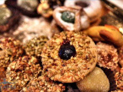 Paste siciliane alle mandorle