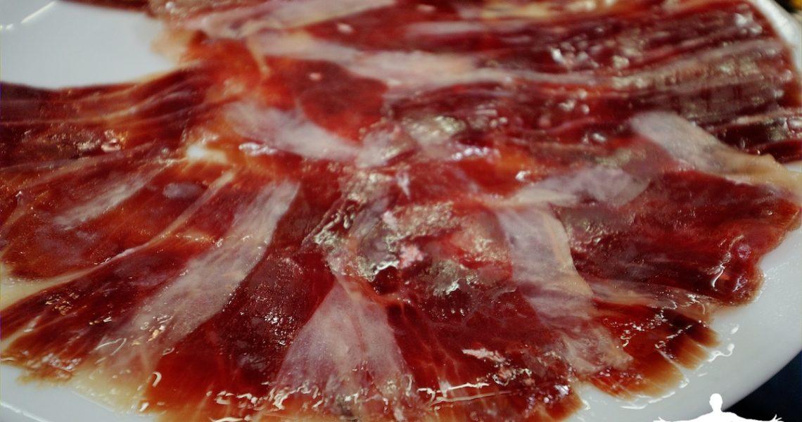 Piattino di Jamon spagnolo
