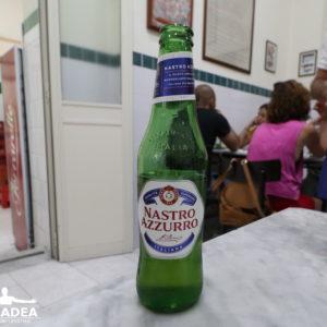 Birra Nastro Azzurro, bionda italiana
