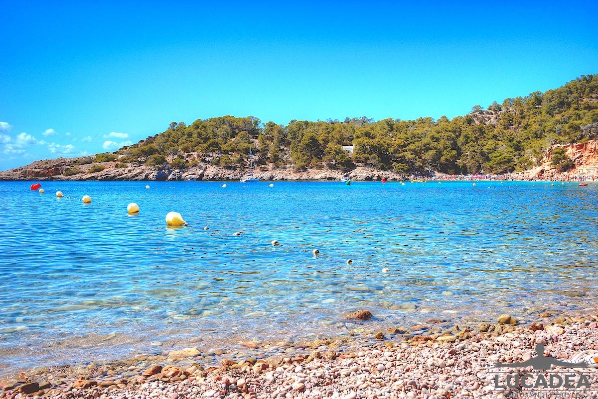 Spiagge da sogno: Cala Salada ad Ibiza