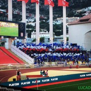 Monaco-Sampdoria 2019/2020, trofeo Philipp Plein Cup
