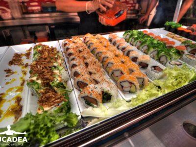Ristorante di sushi a Palma