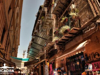 La Vucciria a Palermo