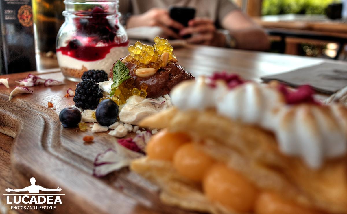 Dessert in quel di Ibiza