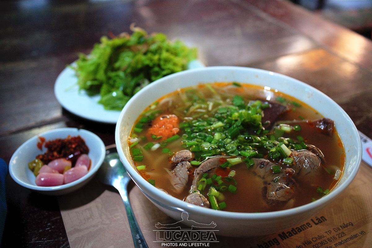 Bún bò huế, zuppa vietnamita