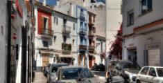 Case del centro storico di Ibiza