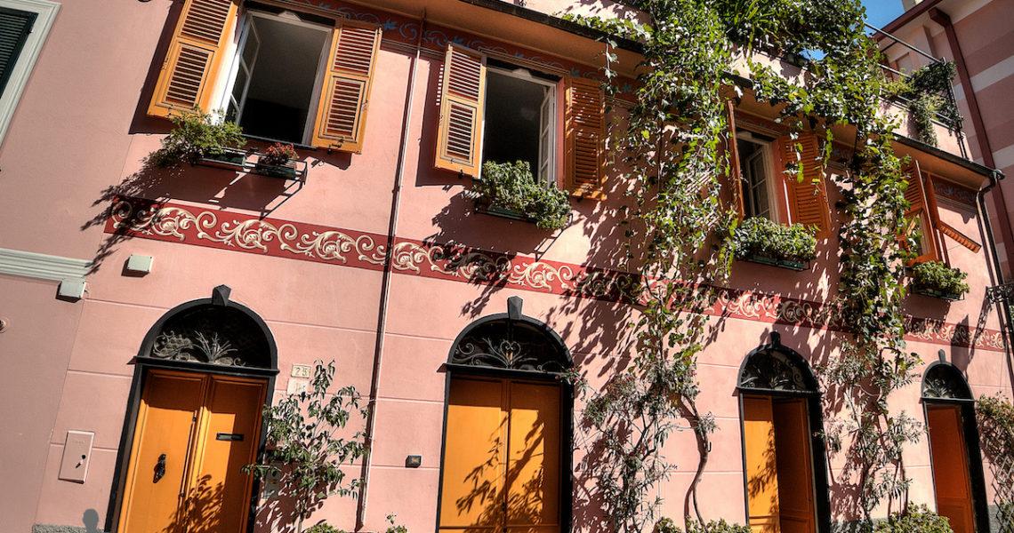 La Casa delle viti a Sestri Levante