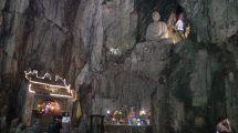 Marble Mountain vicino a Da Nang