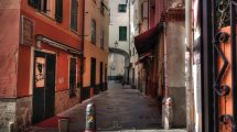 Palazzi di via Giuseppe Garibaldi
