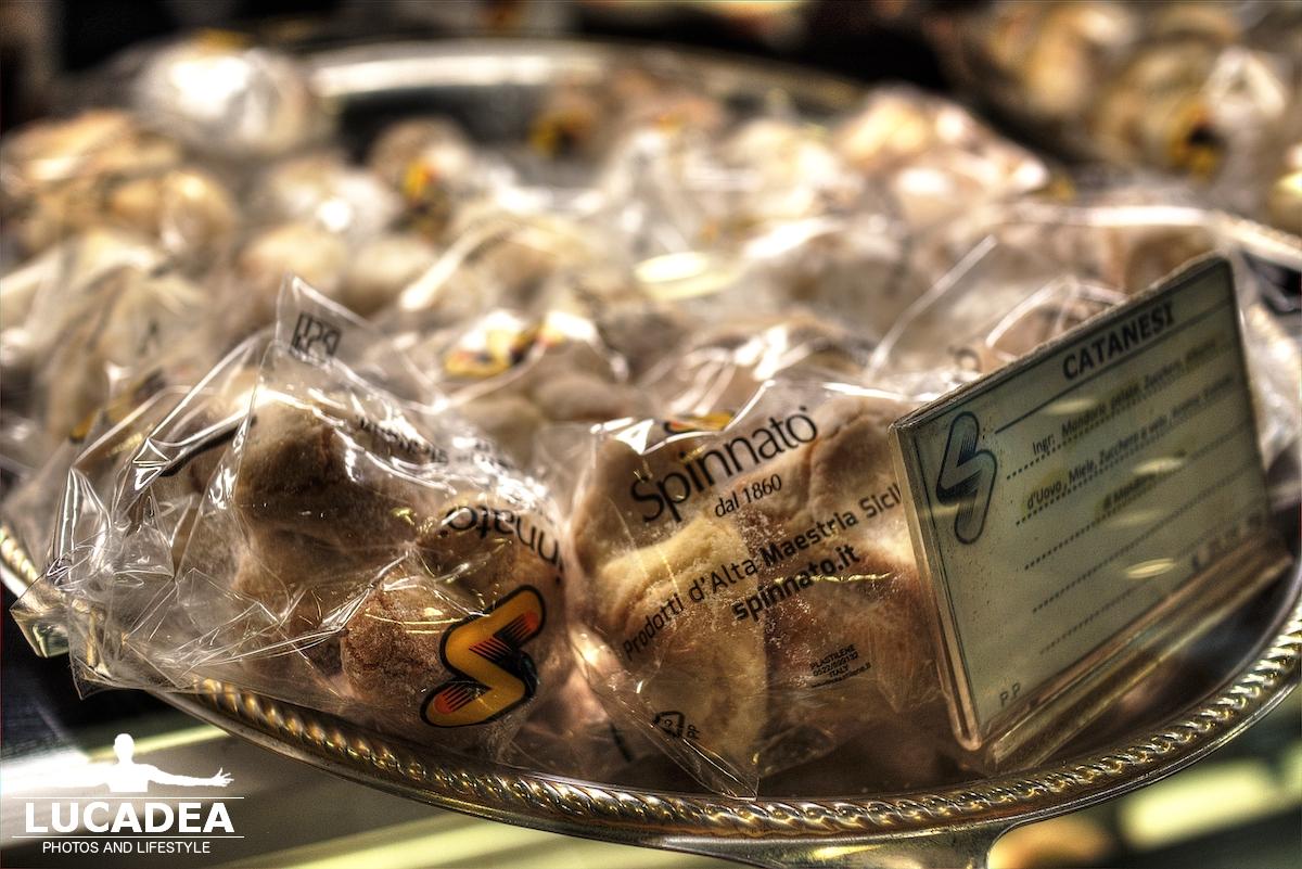 Pasta di mandorle a Palermo