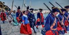 Il viaggio di Elisabetta Farnese: l'arrivo del Senatore a Sestri