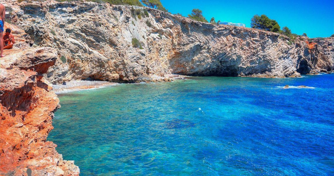 Spiagge da sogno: Sa Punta ad Ibiza