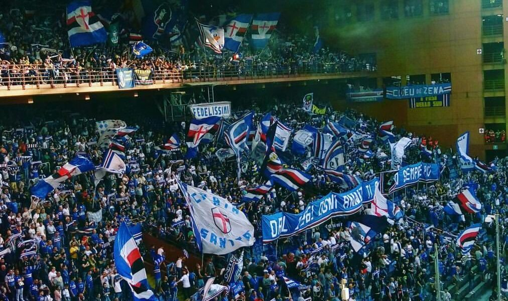 Sampdoria-Inter 2019/2020