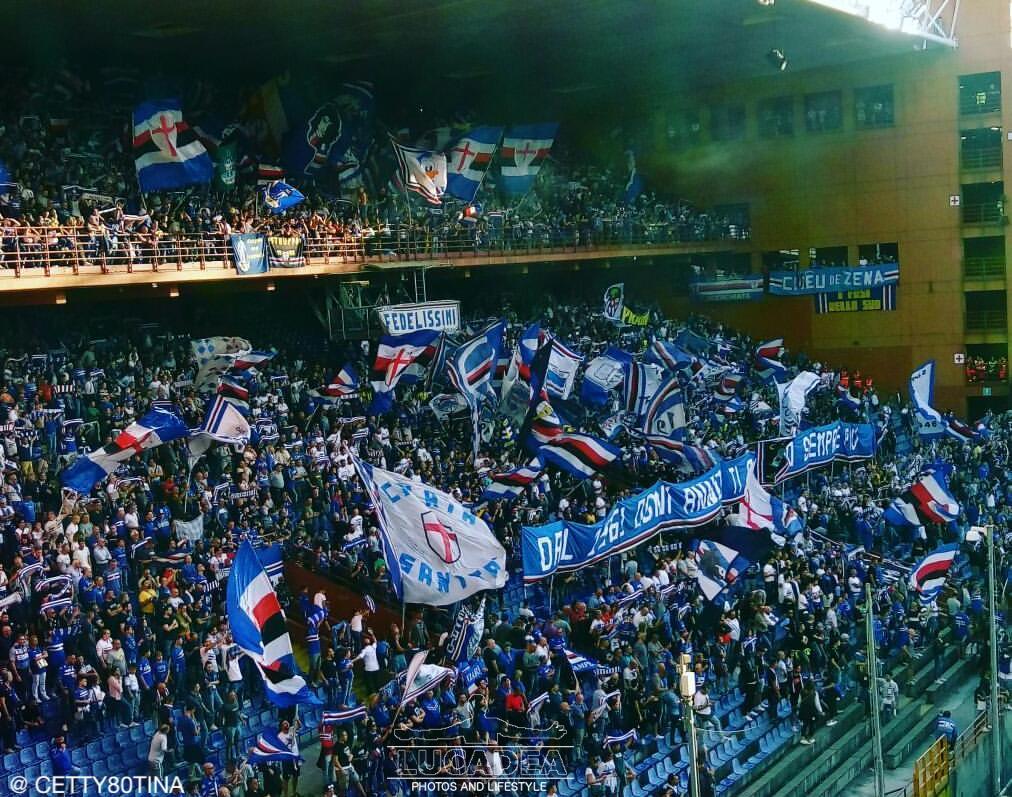 Sampdoria-Inter 2019/2020
