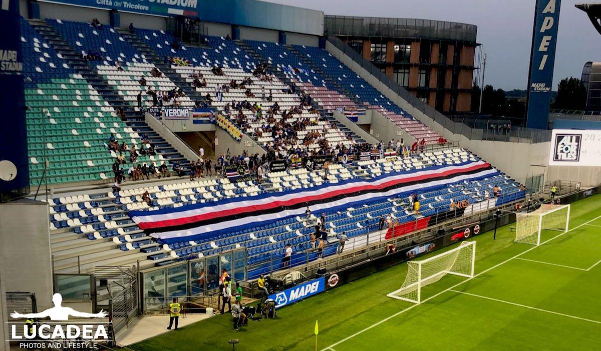 Sassuolo-Sampdoria 2019/2020