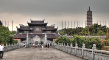 Ninh Binh: Bai Dinh Pagoda, tutte le foto