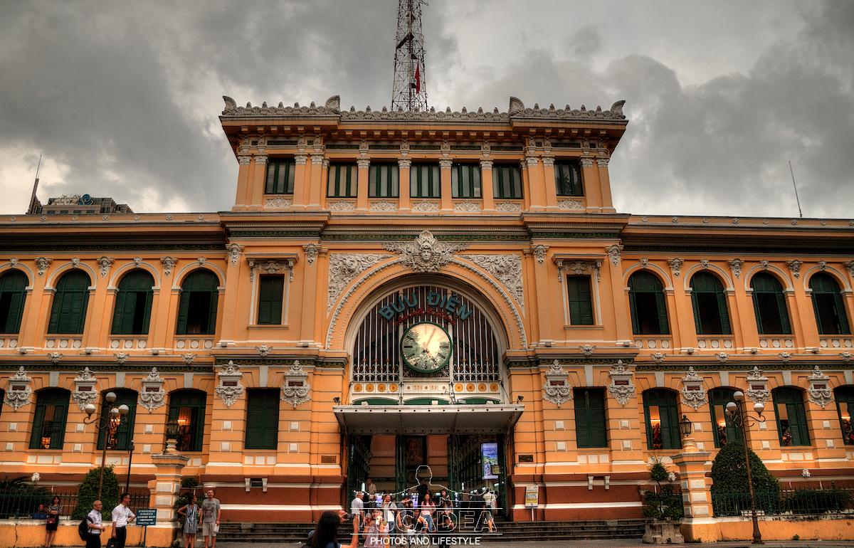 Ufficio postale centrale di Ho Chi Minh