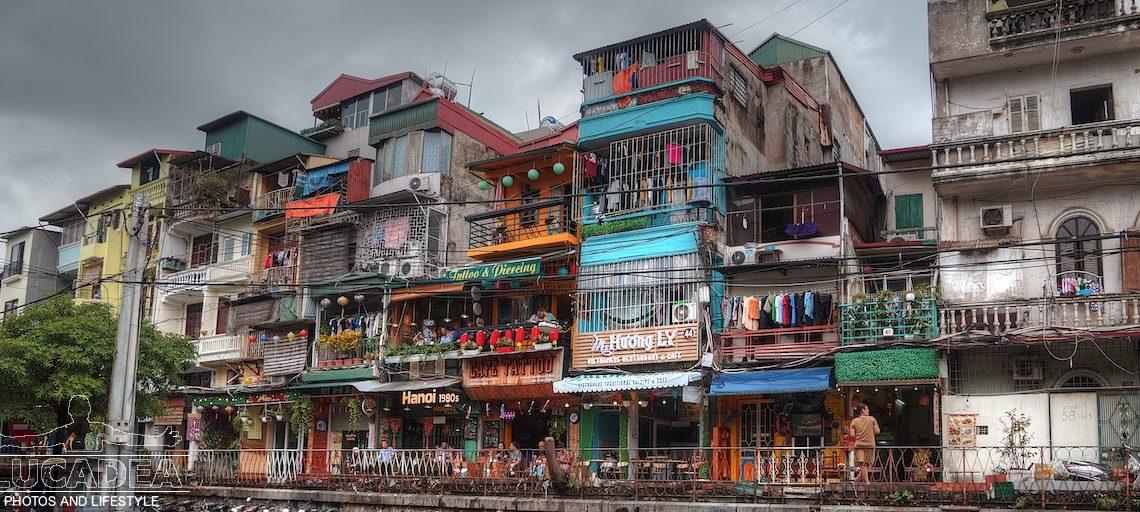 Hanoi - treno 2