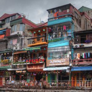 Hanoi, la capitale del Vietnam