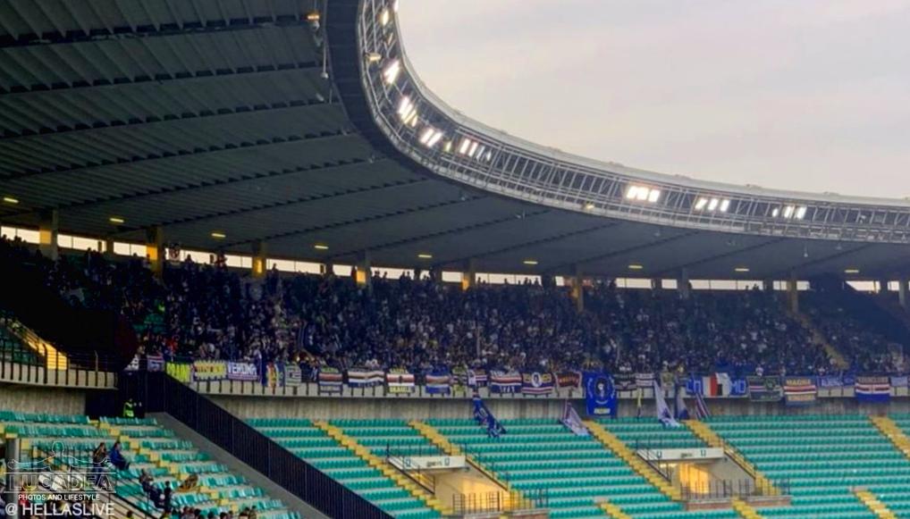 Verona-Sampdoria 2019/2020