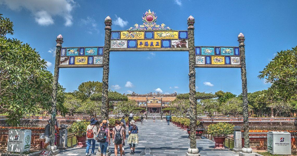 La Città Imperiale di Hue