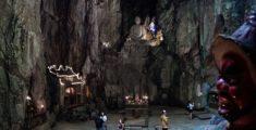 Huyen Khong Cave nelle Marble Mountain