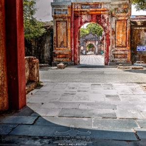 Portali della città Imperiale di Hue