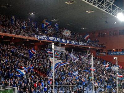 Sampdoria-Lecce 2019/2020