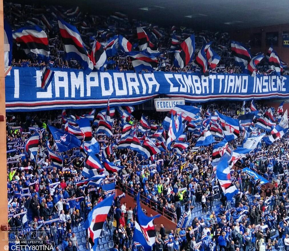 Sampdoria-Roma 2019/2020