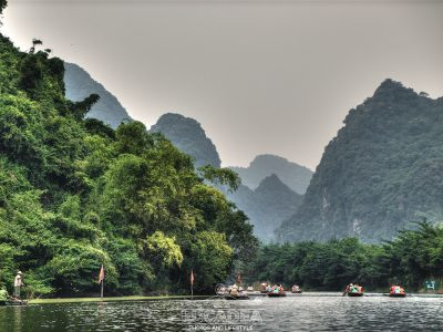 Trang An nella regione di Ninh Binh