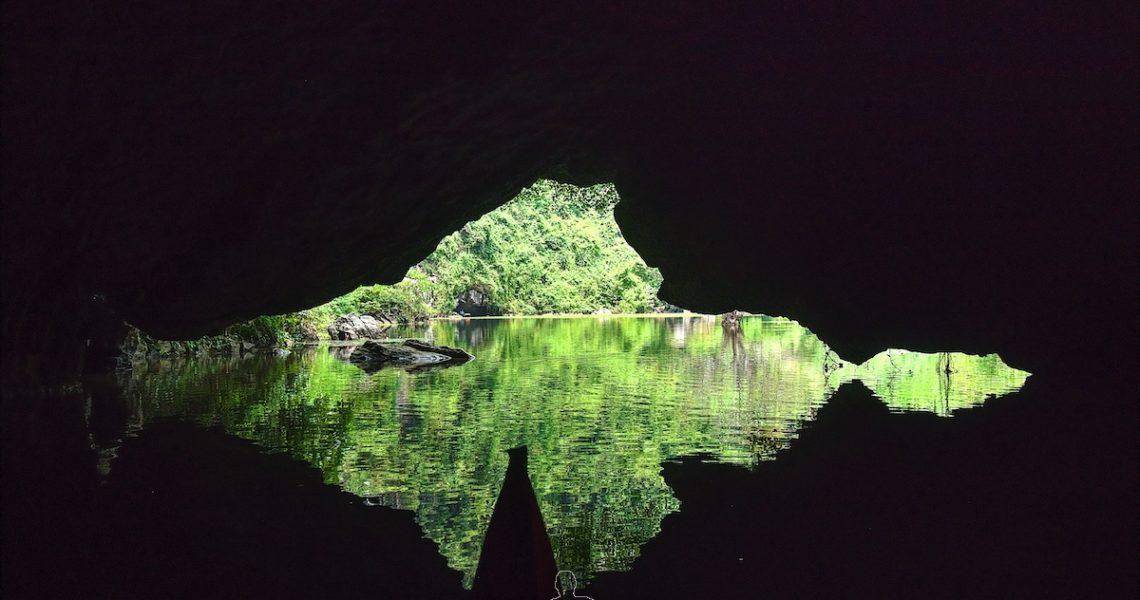 Le grotte di trang An