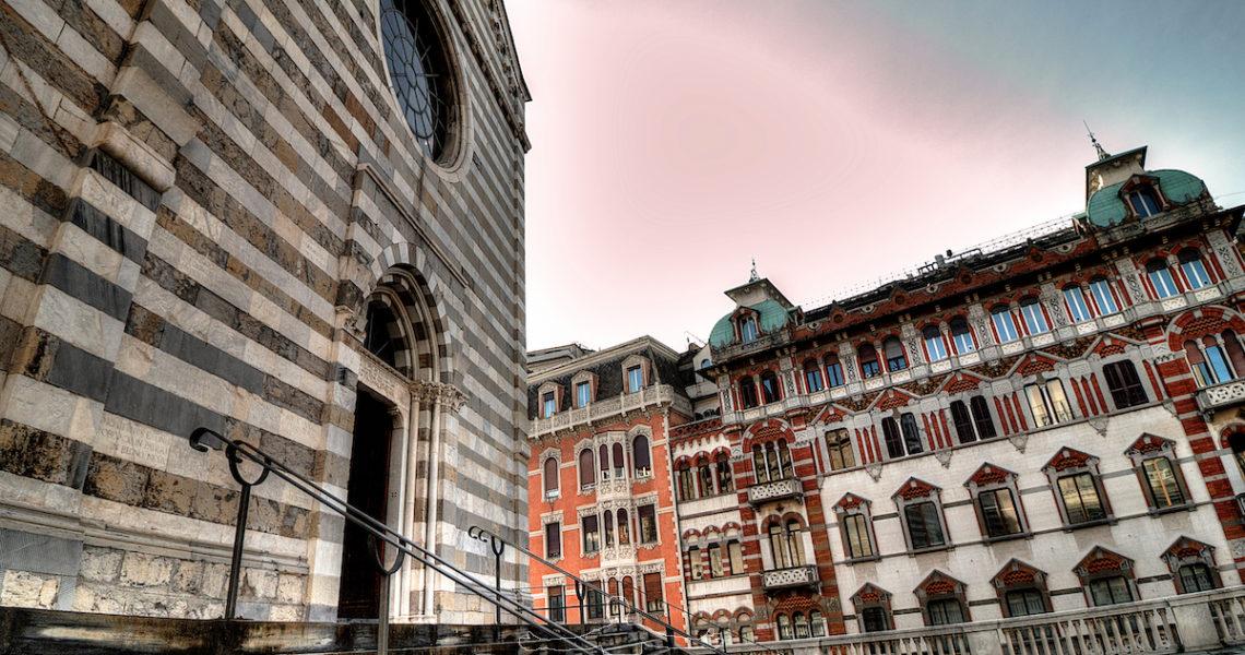 Abbazia di Santo Stefano a Genova