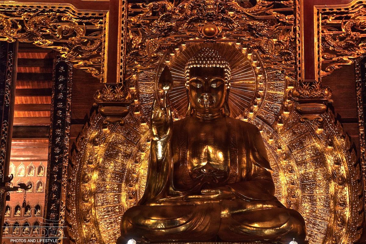 La Pagoda di Bai Dinh in Vietnam