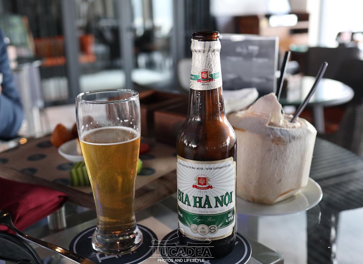 Birra Hanoi, bionda del Vietnam