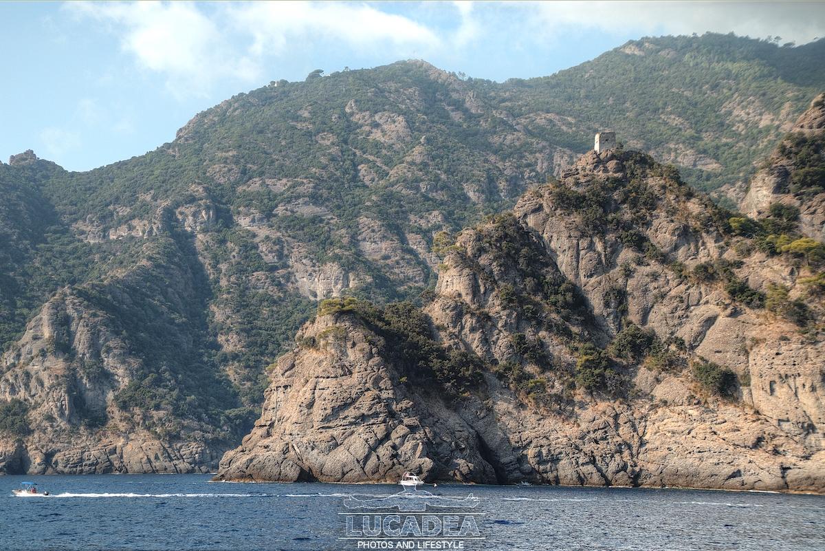 Costa Ligure del golfo Paradiso