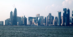 Grattacieli di Doha