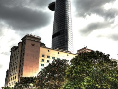 Grattacielo simbolo di Ho Chi Min