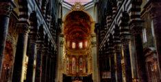 Interno della Cattedrale di San Lorenzo