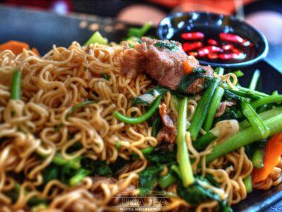 Noodles con manzo in Vietnam