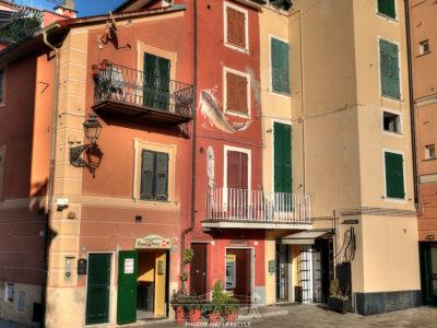 Piazza Giacomo Matteotti a Sestri
