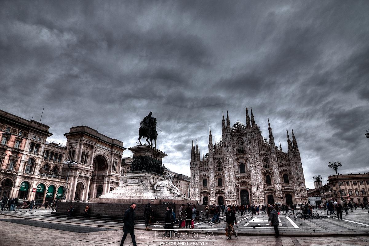 Piazza del Duomo a Milano