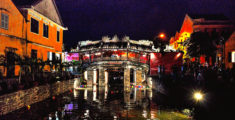 Ponte giapponese a Hoi An