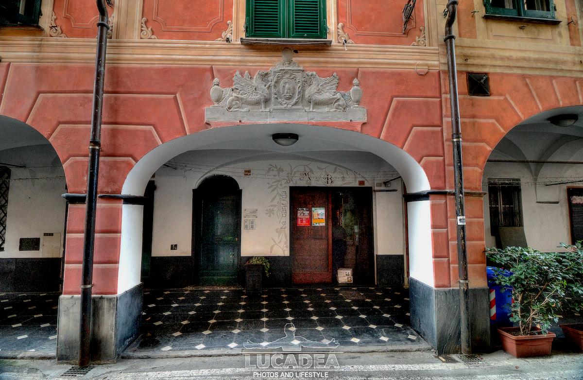 Portico di Lavagna