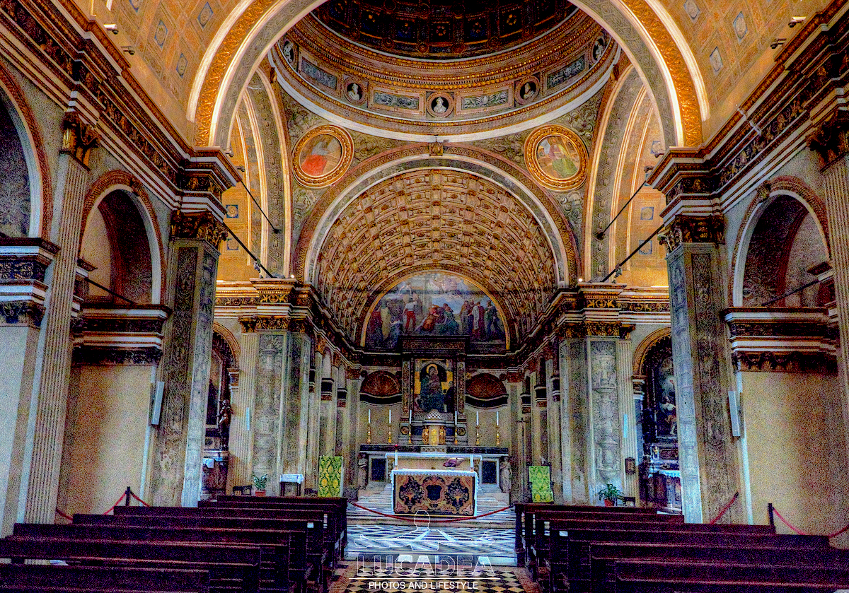 Chiesa di San Satiro a Milano